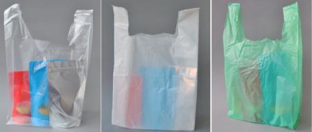 HDPE Hemdchtragetaschen, LDPE Hemdchentragetaschn