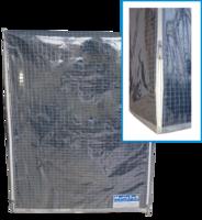 Shieldinghauben - Shieldingfolien und Hauben aus Abschirmfolie