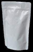 Doypack Standbodenbeutel weiß glänzend
