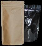 Standbodenbeutl, Kaffeebeutel mit Aromaschtz-Ventil und Zipper